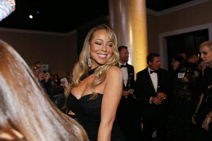 American singer Mariah Carey is said to be performing in Indonesia at the end of the year.