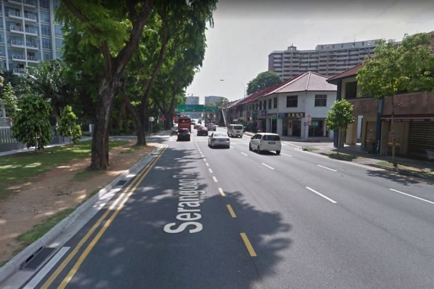 A 40-year-old man was arrested for dangerous driving, after being involved in an accident in Serangoon Road towards MacPherson Road, on March 27, 2018.