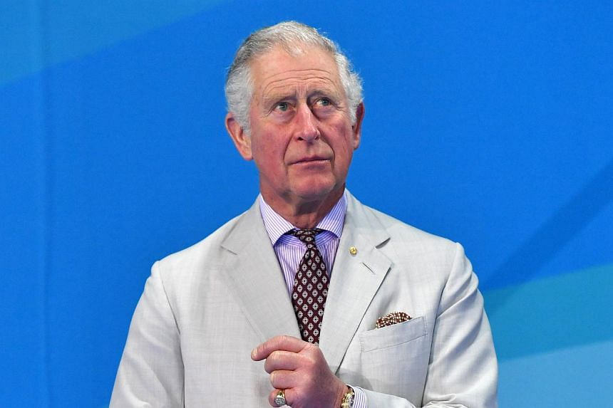 """Prince Charles said society was """"truly at a crossroads"""" in its ability to protect the world's reefs."""