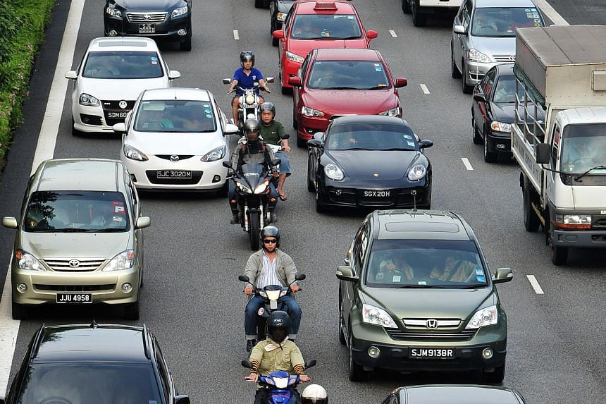 Owners of motorcycles registered before July 1, 2003 are eligible for the incentive if their vehicles have a valid 10-year certificate of entitlement as of April 6 this year.