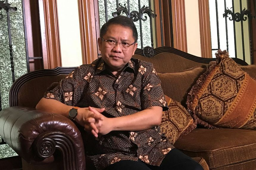 Indonesia's Communications Minister Rudiantara said he had issued a warning letter to Facebook and asked the company to share the results of an audit of third-party access to information on its platform.