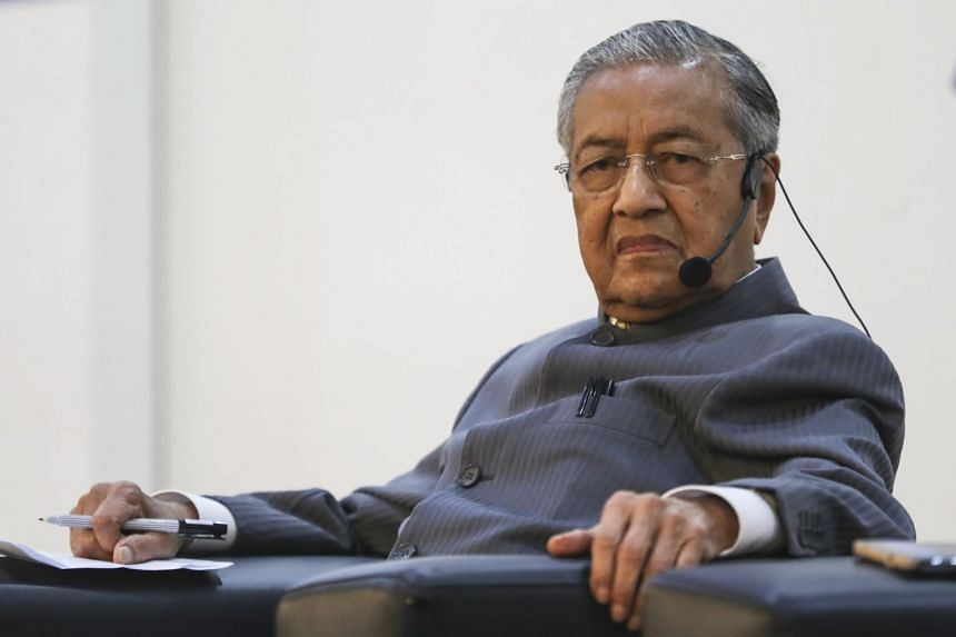 Dr Mahathir Mohamad said in a briefing that he plans to submit an appeal to Home Affairs Minister Ahmad Zahid Hamidi while maintaining business as usual.