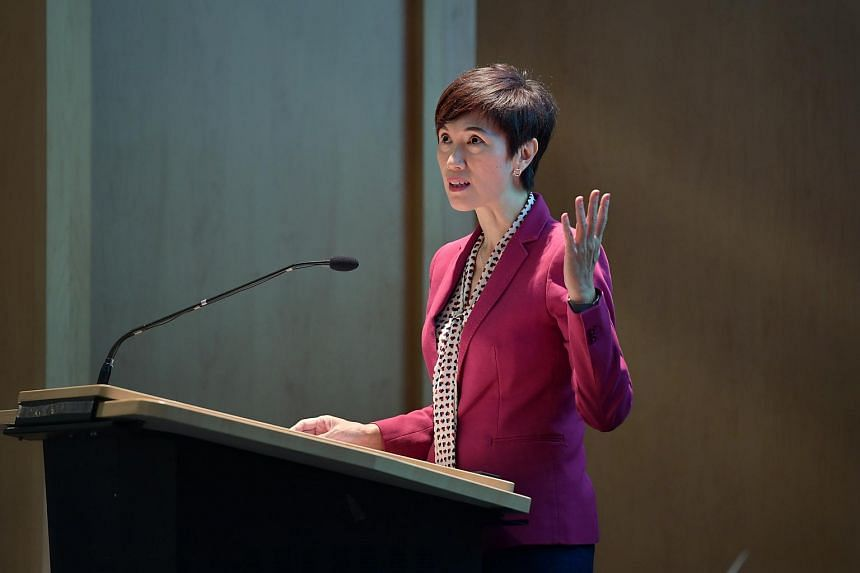 Second Minister of Manpower and Home Affairs Josephine Teo announced three initiatives to help bolster human operations, including an enhanced HR Shared Services Scheme.
