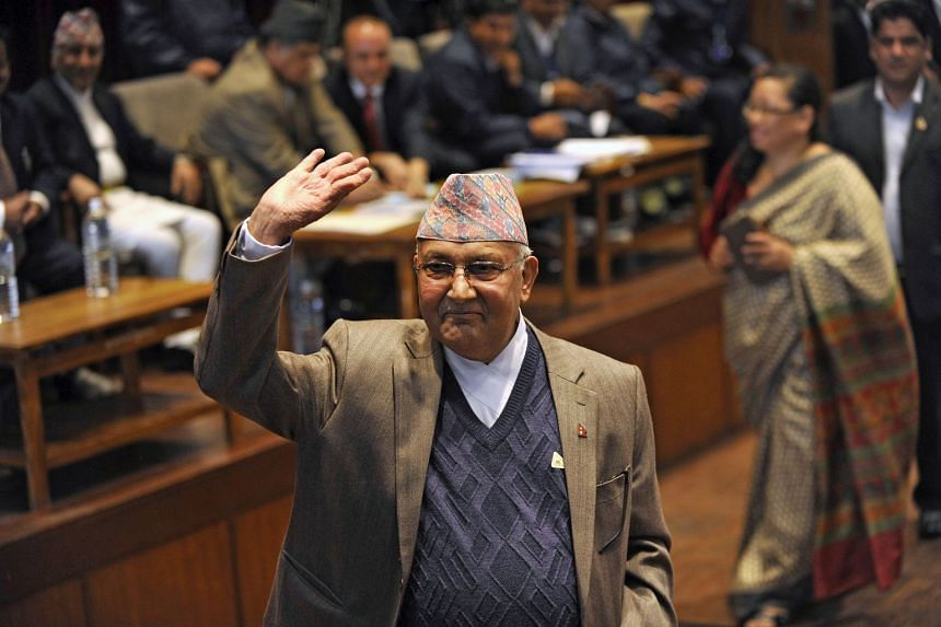Nepal's Prime Minister K.P. Sharma Oli is expected to push for India to complete previously promised infrastructure projects during his trip.