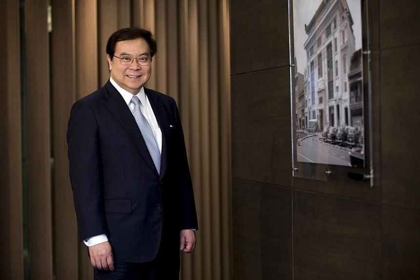 OCBC Bank's chief executive Samuel Tsien received S$9.69 million in 2017. In 2016, his total remuneration was S$8.38 million.