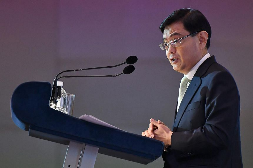 Asean is expected to grow faster than most other regions in 2018, but Finance Minister Heng Swee Keat   said the positive outlook should not be taken for granted.