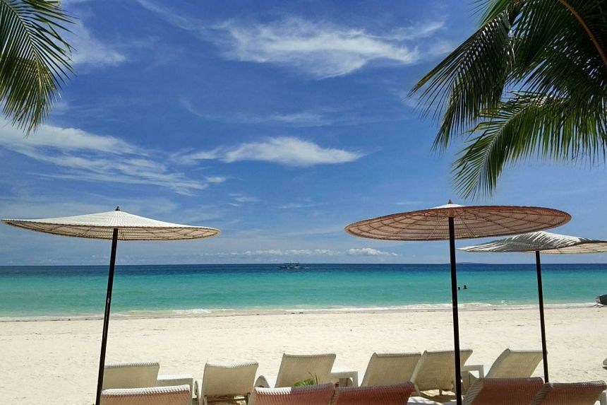 Boracay island will closed to tourists for up to six months from April 26, 2018.