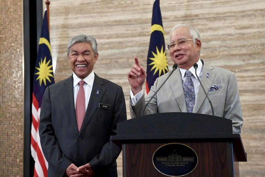In announcing the dissolution effective on April 7, Malaysian Prime Minister Najib Razak seemed to favour the number 11, with 4 and 7 adding up to 11.