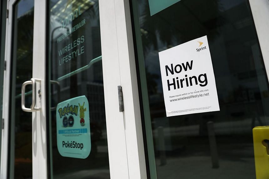 Job creation slowed precipitously or even reversed industrial sectors across the economy, which gave back some of the gains recorded in February's monster hiring spree.