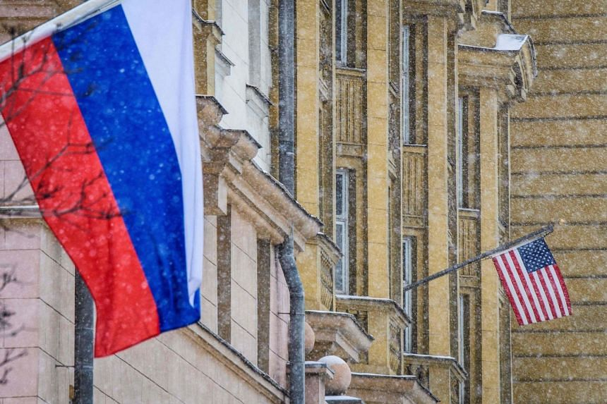 The US sanctions are designed to penalise some of Russia's richest industrialists, who are seen in the West as enriching themselves from Putin's increasingly authoritarian administration.