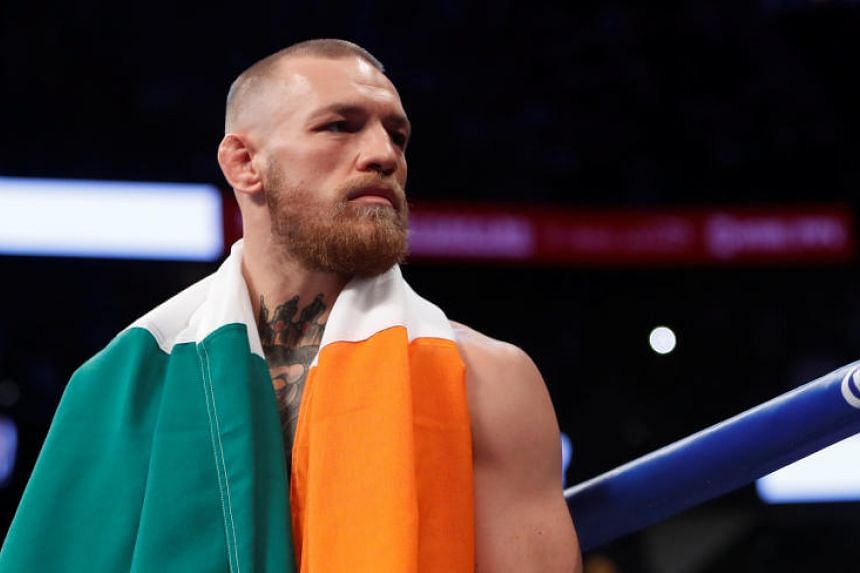 Conor McGregor allegedly attacked a shuttle bus loaded with fellow mixed martial arts fighters.