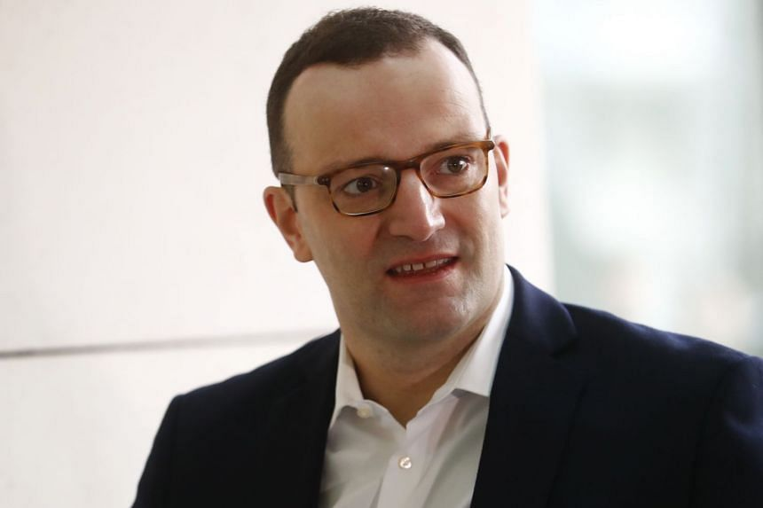 """Health Minister Jens Spahn said that """"there is the impression that the state is no longer willing or able to enforce the law"""" in working-class areas in Essen, Duisburg or Berlin."""