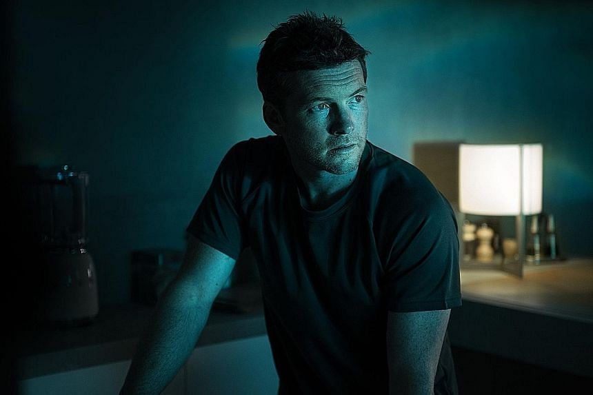 Actor Sam Worthington plays a man damaged by war and picked for an experiment that will make him into a superhuman.