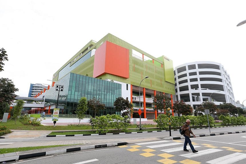 Big Box, an eight-storey mall in Jurong East, opened in December 2014. Its operator - Big Box Corp - and Courts were among businesses that took part in the warehouse retail scheme initiated by the Economic Development Board in 2004.