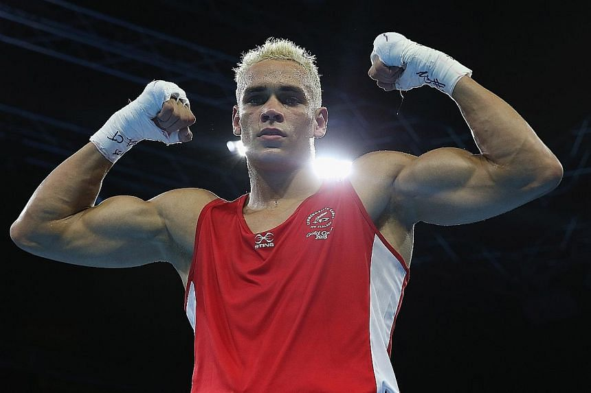 Heavyweight boxer David Nyika is aiming to become the first New Zealand fighter to win back-to-back Commonwealth Games titles.