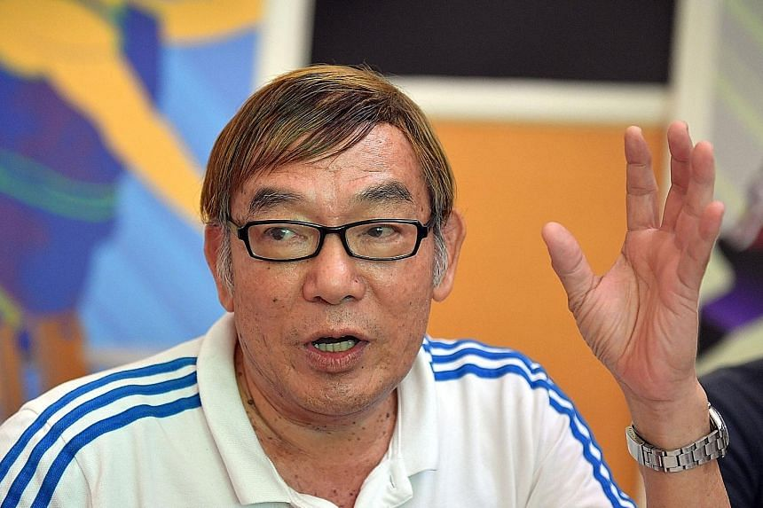 """Singapore Athletics president Ho Mun Cheong revealed that it was """"frank feedback and input"""" during a management committee meeting on March 26 that led him to reflect on his actions."""