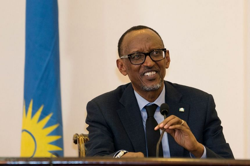 Rwandan President Paul Kagame secured a third term in office in last year's presidential election.