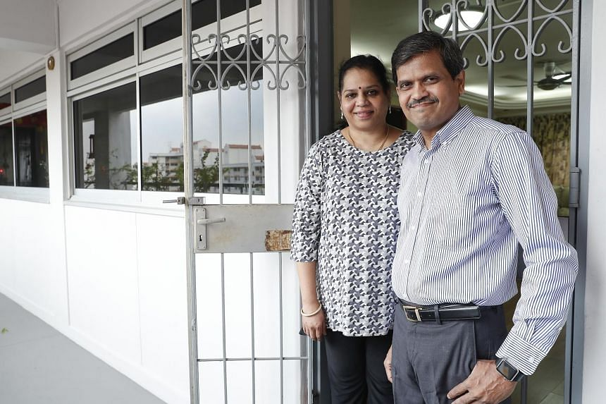 Mr Surya Narayana Rao Puvvada plans to continue topping up wife Sunita's Special Account.
