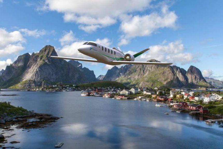 Zunum Aero's hybrid-electric regional aircraft flying. Zunum Aero, a start-up partly financed by US aeronautics group Boeing, plans to bring a 12-seat hybrid plane to the market by 2022.
