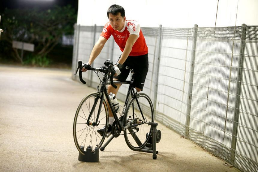 In September, Tan Hun Boon made his debut at the Asean Para Games in Kuala Lumpur and created history by becoming the first Singaporean to clinch a medal in the men's kilometre (C1, C2, C3) race.