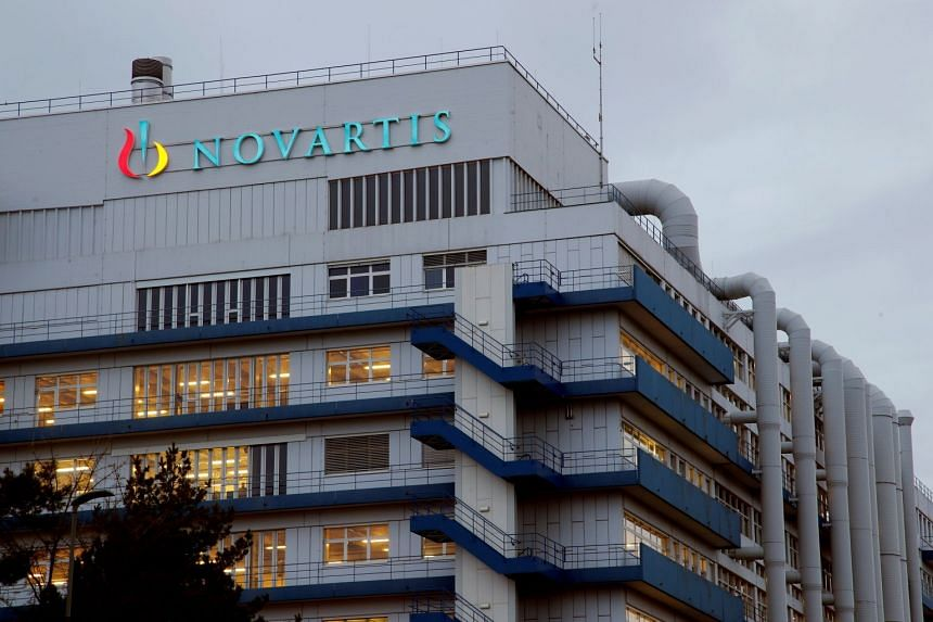 Novartis said the acquisition would slightly hurt core operating income in 2018 and 2019 due to research and development costs.