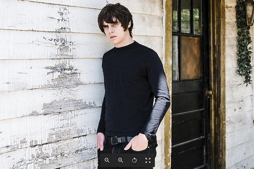 Jake Bugg's first show in Singapore will be a solo acoustic set.