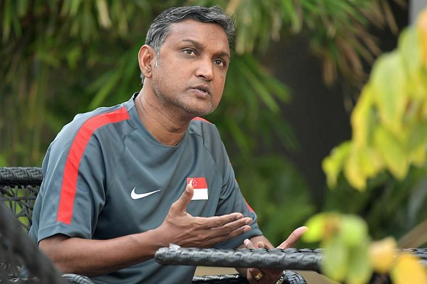 V. Sundram Moorthy, 52, has agreed to leave the Football Association of Singapore (FAS) as head coach of the national football team by mutual consent.