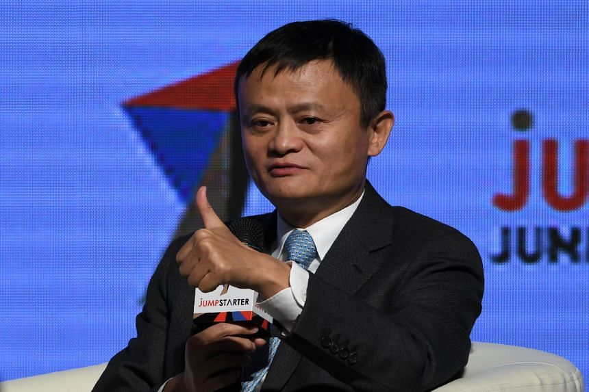 """Jack Ma said this is """"the time for the CEO to really take it seriously""""."""