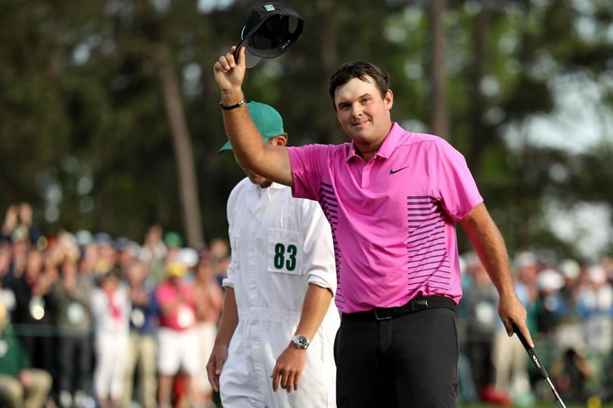 American Patrick Reed, 27 and ranked 24th in the world, grabbed four birdies and three bogeys at Augusta National Golf Club to claim hid first Major title.