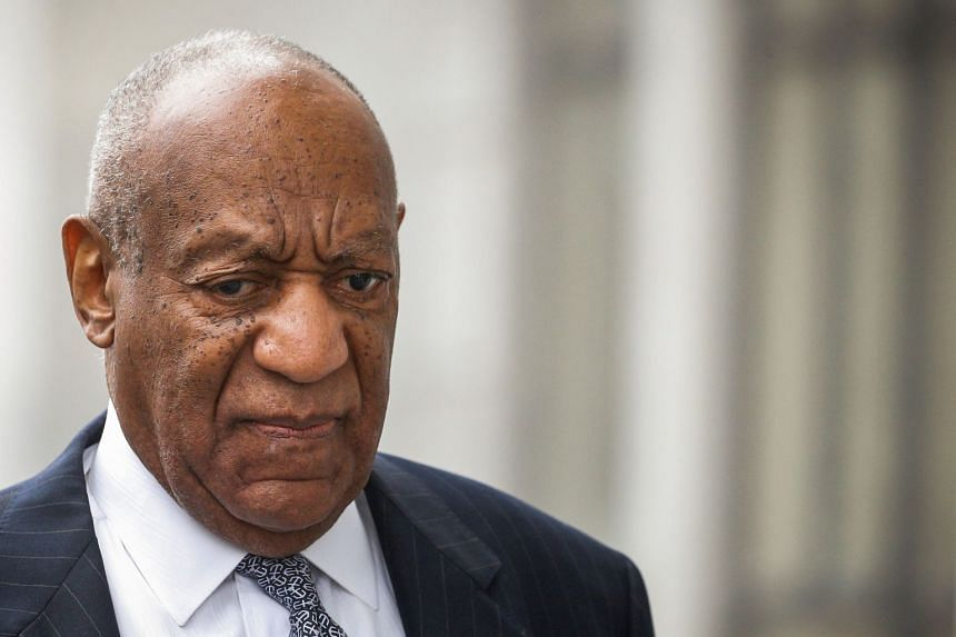 Bill Cosby arrives for jury selection for his sexual assault trial at the Montgomery County Courthouse in Norristown, Pennsylvania, US, on April 4, 2018.