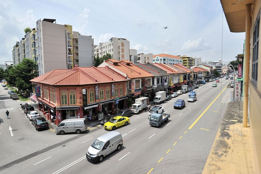 To writer Ignatius Low, Geylang has never been a dangerous place.
