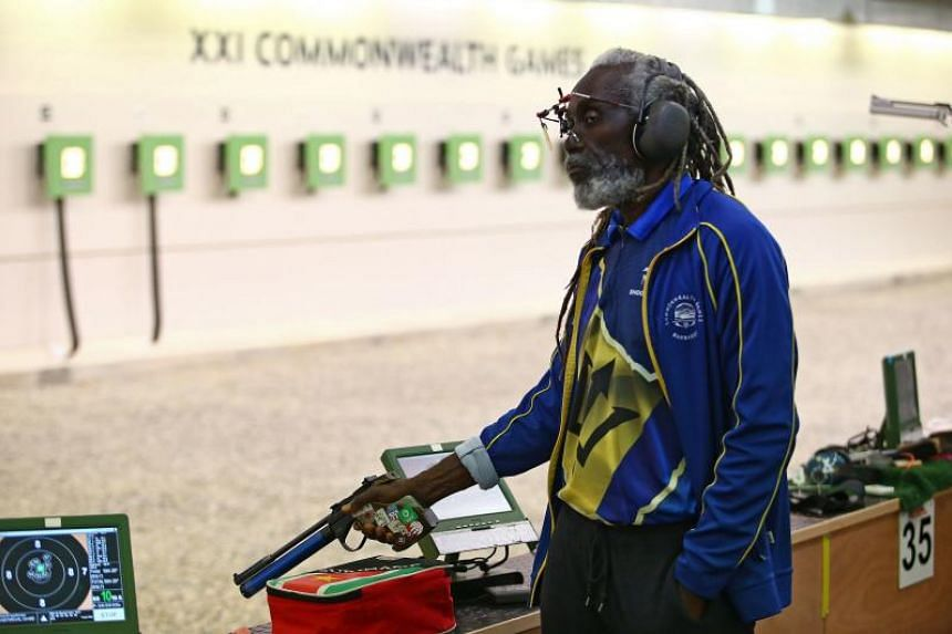 """Bernard Chase, known as """"Ras"""" to his team-mates, underwent heart surgery in August 2017 and insists he is in tip-top shape to contest his fourth Commonwealth Games."""