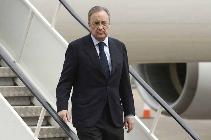 Real Madrid president Florentino Perez said they are working hard to be named the best club of the 21st century.