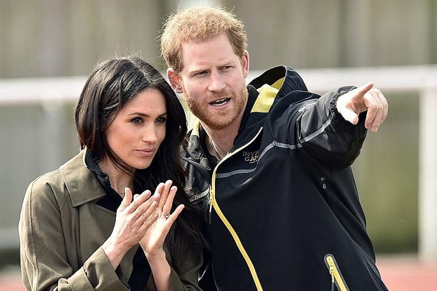 American actress Meghan Markle is engaged to Britain's Prince Harry and they are due to wed on May 19.