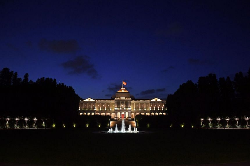 The Istana will host the 32nd Asean summit on April 27, 2018.