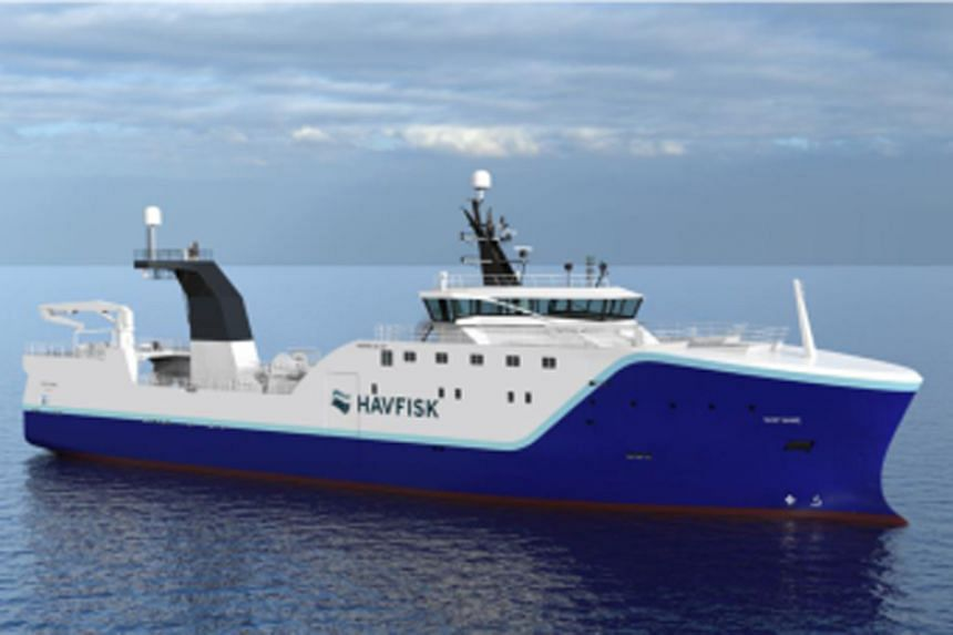 The vessel will adopt the new Vard 8 02 design, which has an integrated energy storage system consisting of diesel mechanical and diesel electric propulsion, and batteries.