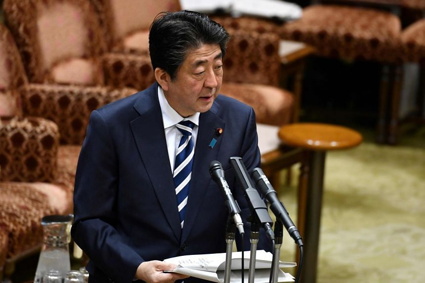 Japanese Prime Minister Shinzo Abe has repeatedly denied that he ever instructed officials to give preferential treatment to his friend.