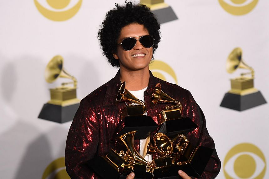 All 12,000 tickets to the Bruno Mars 24K Magic World Tour at the Axiata Arena indoor stadium in Kuala Lumpur have been sold out.