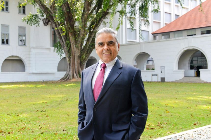 Professor Kishore Mahbubani's project will focus on relations between the United States and China.