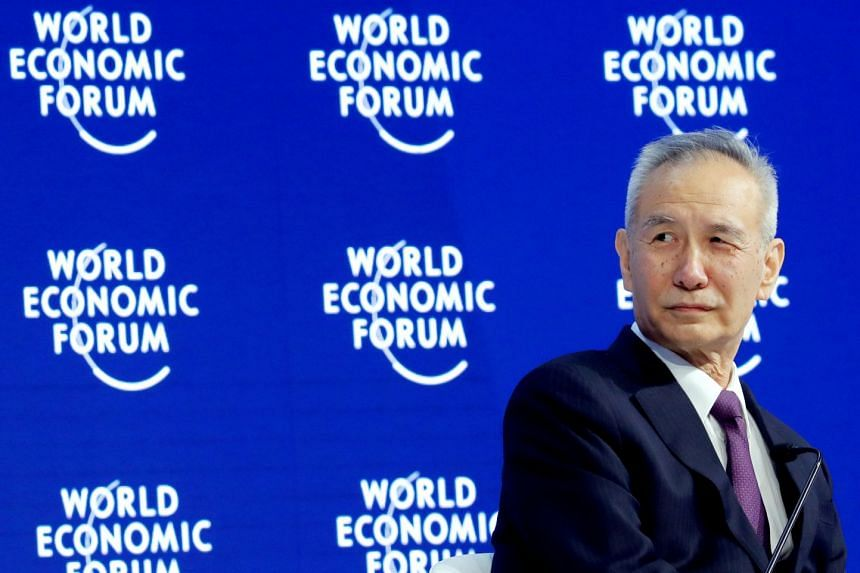 "Chinese Vice-Premier Liu He said Beijing had rejected a United States request to stop subsidising industries related to its ""Made in China 2025"" initiative."