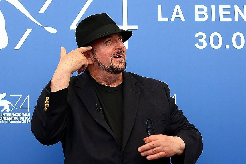Director James Toback (above) has been accused of sexual abuse, but the statutes of limitations have expired in five cases.
