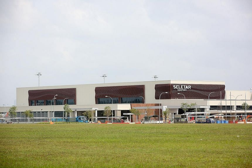 The construction of the new passenger facility, which will have a section dedicated to serving business aviation passengers, is part of a renewal of Seletar Airport which started in 2008.