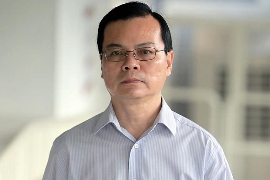 Wong Chee Meng, 58, also known as Victor Wong, faces 55 counts of corruptly accepting gratification from Chia Sin Lan, director of 19-ANC Enterprise and 19-NS2 Enterprise, and Ms Yip Fong Yin, a director of 19-NS2.