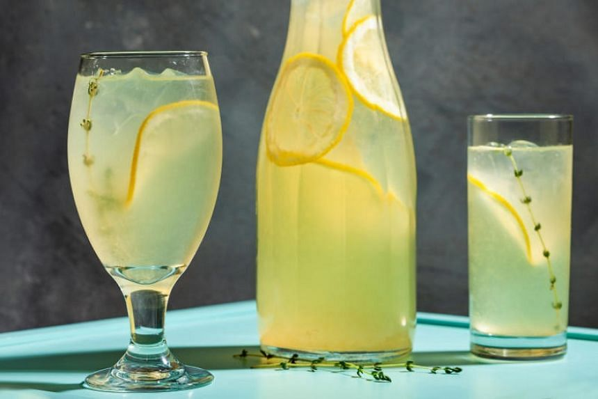 Maple Lemonade.