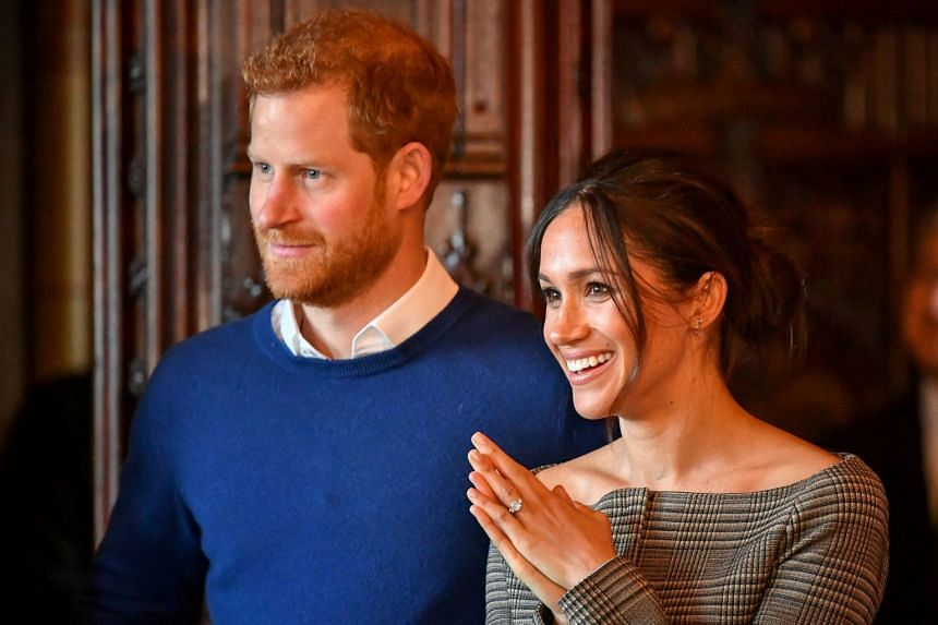 Prince Harry and Meghan Markle will tie the knot at St George's Chapel in Windsor Castle, Queen Elizabeth's residence which dominates Windsor, on May 19, 2018.
