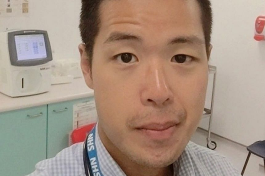 In September 2017, five months short of completing his training, Dr Luke Ong's application for indefinite leave to remain was rejected by Britain's Home Office.