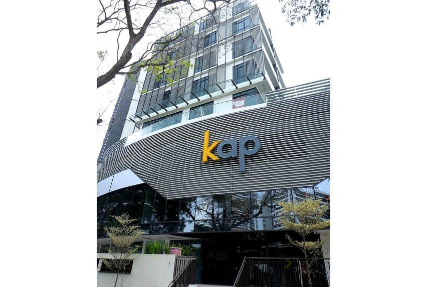 SLB's portfolio comprises five residential and mixed-use property developments such as Spottiswoode Suites and KAP & KAP Residences (pictured).