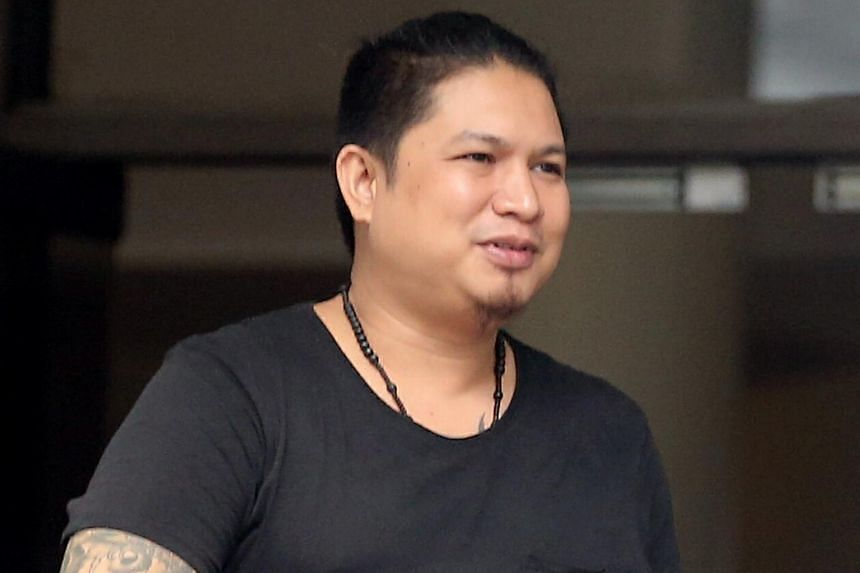 Cashier Mitra Lino Jr Alvarez (pictured), who worked at Ok Kalang Pinoy Pub, was fined $2,000 for helping its Singaporean licensee Omar Kasmuri, 49, with vice-related activities.
