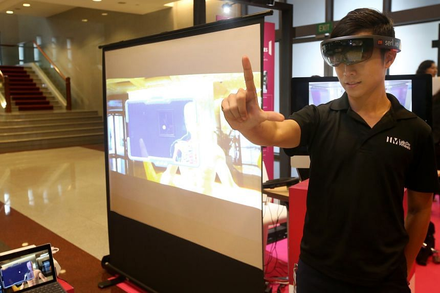 Microsoft HoloLens is available from the Microsoft Store in two configurations - the Developer Edition ($4,388) and the Commercial Suite ($7,288).