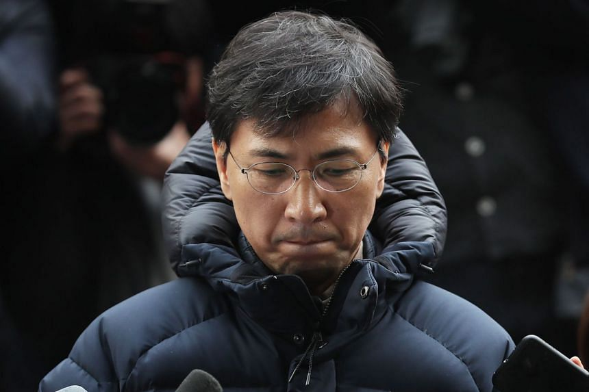 "Former South Korean presidential contender Ahn Hee Jung has since stepped down from his post as the governor of South Chungcheong province and issued a formal apology, but has claimed the sex was ""consensual""."